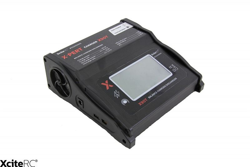 Ladegeraet X PERT Charger X90 Touch 12 230V 90W bis 6S LiPo X52200000 b 1